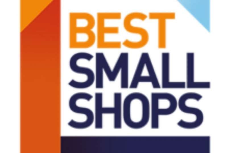 Are you Vale of Clwyd's Best Small Shop?