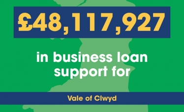 MP welcomes latest figures showing support for businesses in Vale of Clwyd